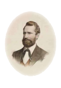 Ludwig Leichhardt Transparent