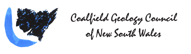 Coalfield Geology Council of NSW Logo - Rectangle